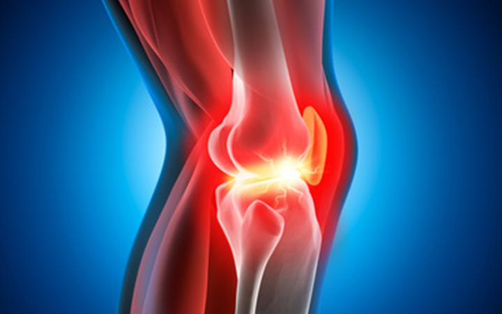 trapinati di cartilagine al ginocchio
