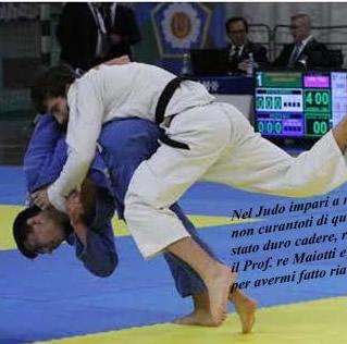 Judo Andrea Macrì